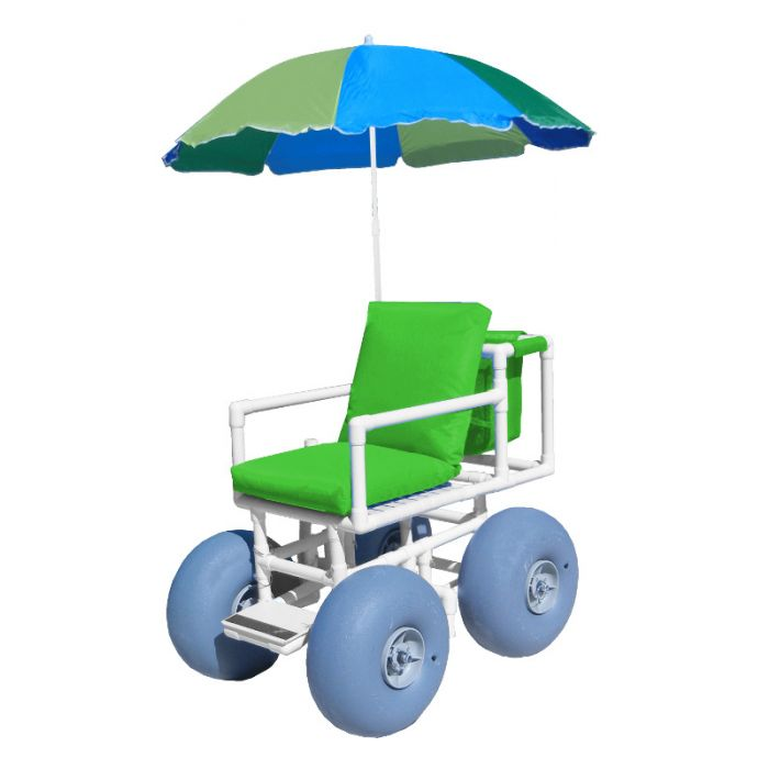 Beach Wheelchair With Large Tires