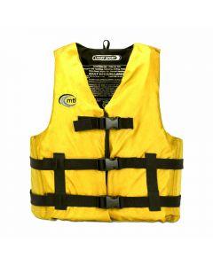 MTI Livery Sport Life Jacket Yellow