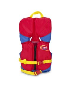 MTI Livery Infant Life Jacket Red-Blue Front