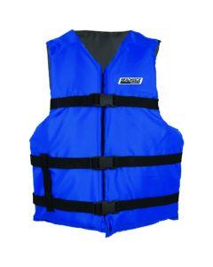 Adult General Purpose Life Jacket Blue