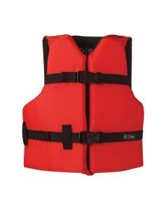 Youth General Purpose Life Jacket Red