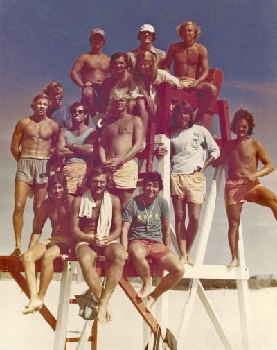 Old Time Lifeguards